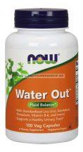 NOW Water Out 100 kapszula