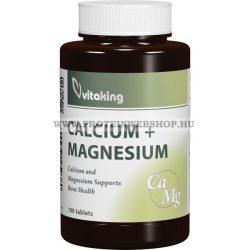VitaKing Calcium + Magnézium 100 tabletta