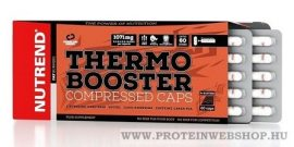 Nutrend Thermo Booster Compressed caps 60 kapszula