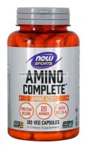 NOW Amino Complete 120 vegán kapszula