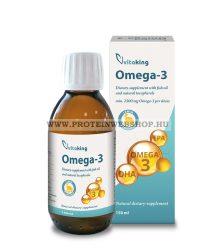 VitaKing Omega 3 Olaj 150ml