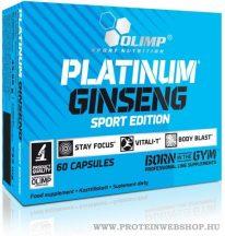 Olimp Nutrition Platinium Ginseng Sport Edition 60 kapszula
