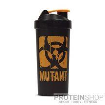 Mutant Shaker 900 ml fekete-narancs