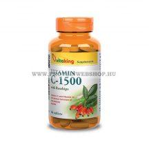 VitaKing C - Vitamin 1500mg 60 tabletta