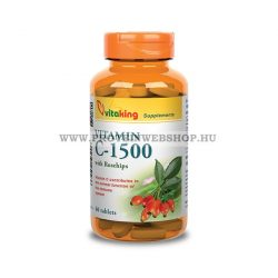 VitaKing C - Vitamin 1500mg 60 tabletta