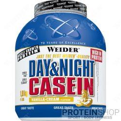 Weider Day & Night Casein 1800gr