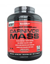 MuscleMeds Carnivor Mass 2590gr + Ajándék Universal Creatine Monohidrate 200gr