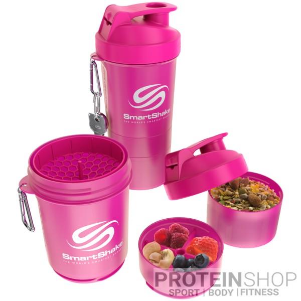 SmartShake 400 ml pink