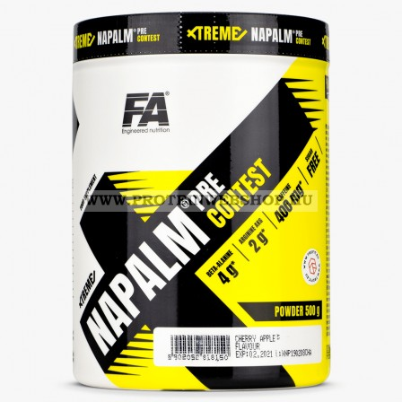 Fitness Authority Xtreme Napalm Pre- Contest 500g