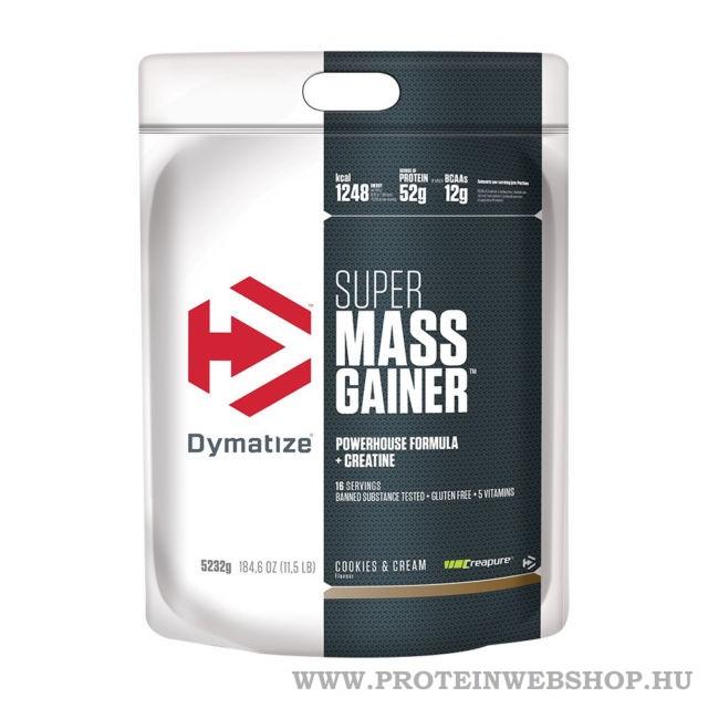 Dymatize Super Mass Gainer NEW VERSION 5232 g